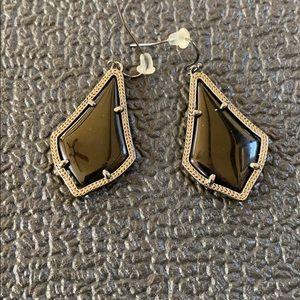 Kendra Scott  earrings black